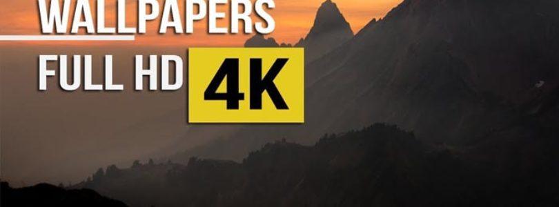 Scaricare 100 sfondi Full HD 4K gratis