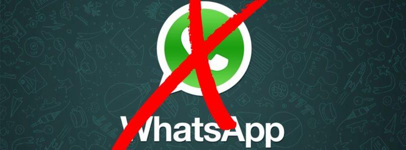 Scopri su quali telefoni WhatsApp non funzionerà più dal 2019