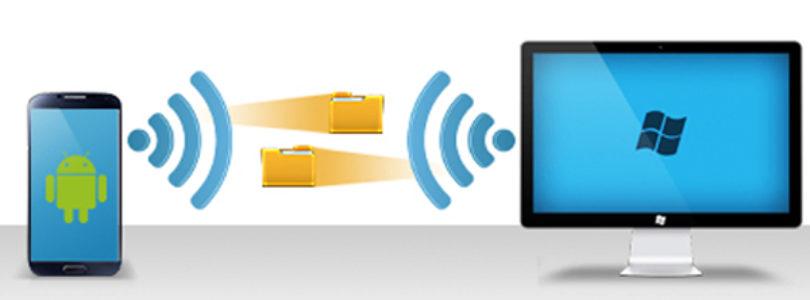 App per condividere file tra Android e PC tramite WiFi