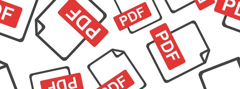Come riconoscere i caratteri font utilizzati nel testo in un PDF