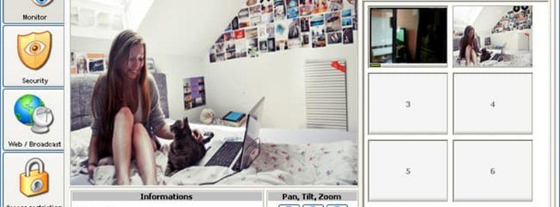 I migliori programmi di Videosorveglianza per la Webcam