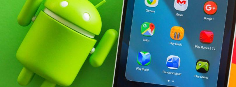 Salvare rubrica android su google