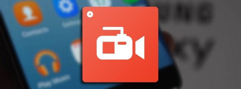 Come registrare lo schermo di android con un app