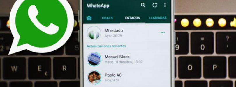 Come salvare gli stati di WhatsApp senza fare screenshot