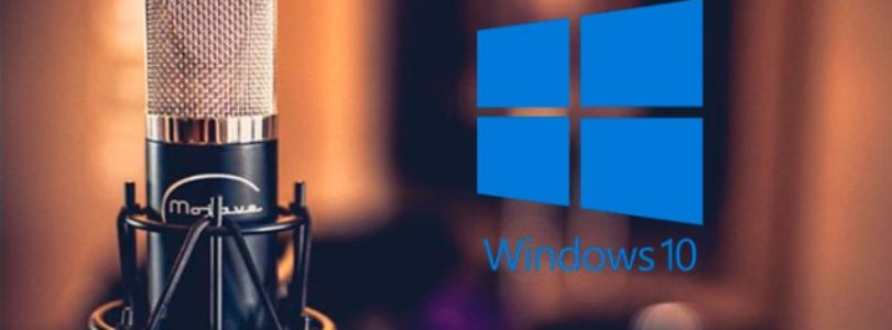 Come configurare il microfono in Windows 10