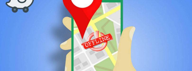 Come usare Waze senza Internet