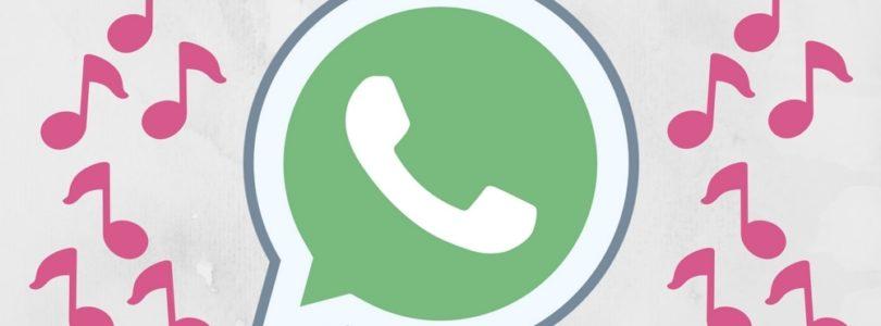 Come condividere le canzoni Spotify nello stato di WhatsApp