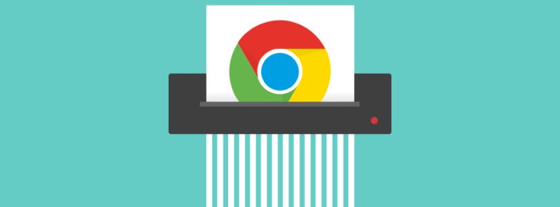 Come cancellare in automatico la cronologia di Chrome