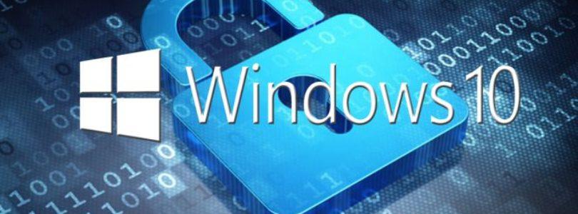 Mettere password a cartella windows 10 senza programmi
