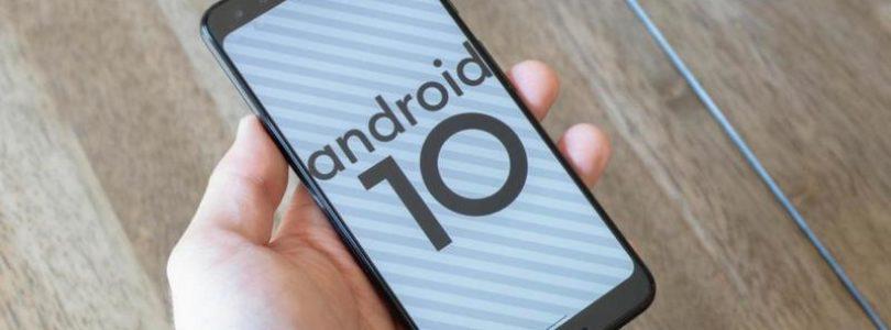 Dieci trucchi di Android 10