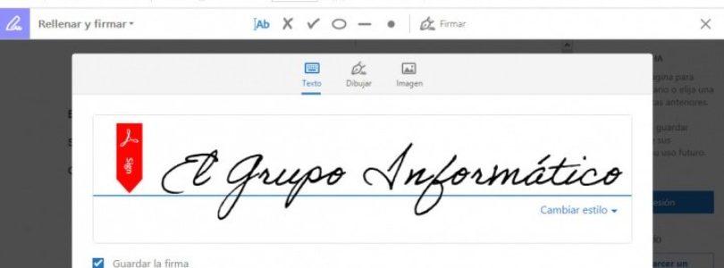Come firmare un file pdf con firma digitale