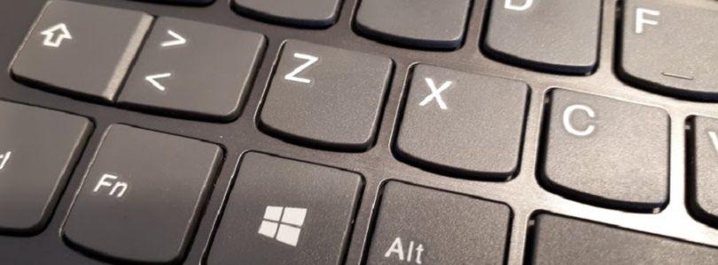 Come risolvere se il tasto ALT di Windows 10 non funziona