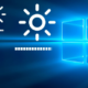 Cambiare luminosità schermo Windows 10 in base all'ora del giorno