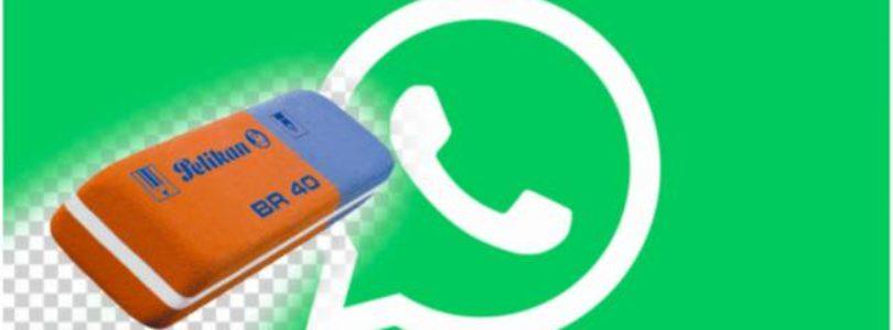 Come eliminare un contatto WhatsApp che non è in rubrica