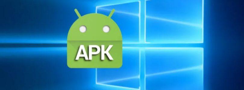 Come aprire i file APK su Windows