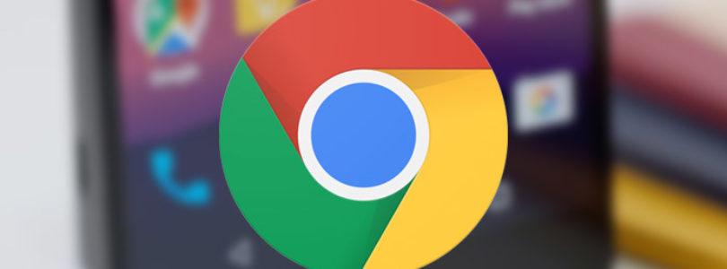 Come personalizzare la barra in basso di Chrome