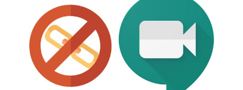 Come rimuovere la scheda di meet su gmail