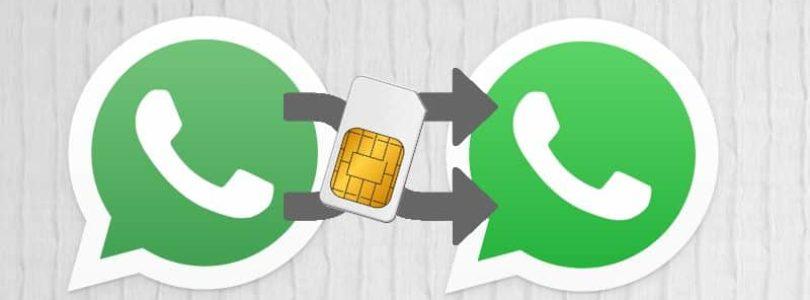 Come cambiare numero WhatsApp senza perdere le chat