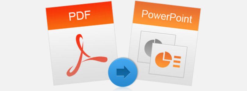 Come inserire PDF nella presentazione di PowerPoint