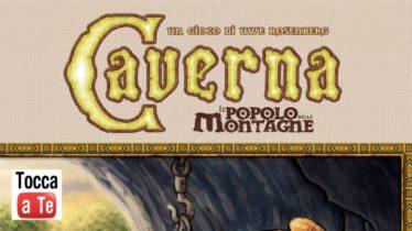 Video Tutorial del gioco da tavolo Caverna Il popolo delle montagne