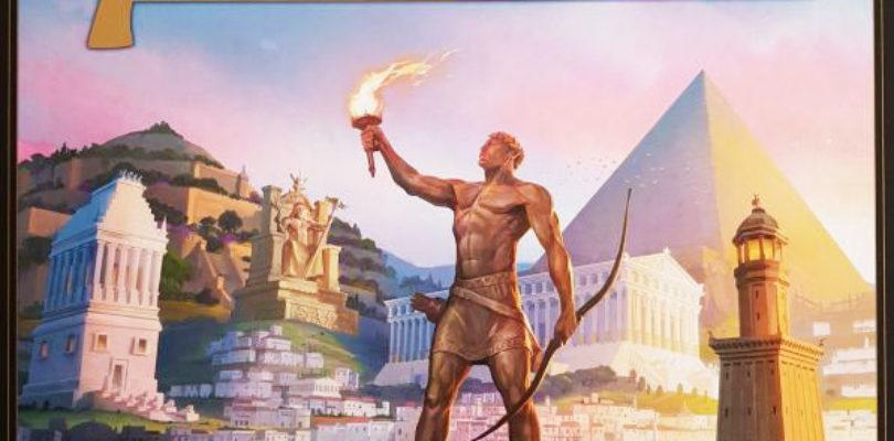 Blocco segnapunti per 7 Wonders nuova edizione 2020