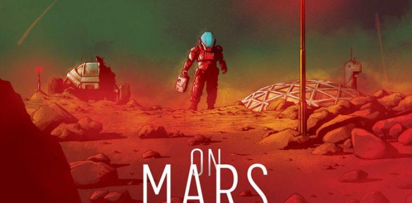 Regolamento On Mars in italiano da scaricare