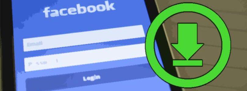 Scaricare video facebook online