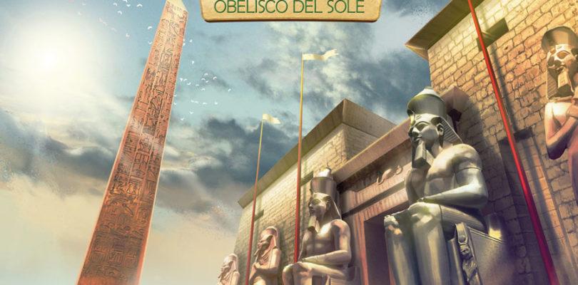Regolamento originale Inglese di Tekhenu Obelisco del Sole da scaricare in PDF