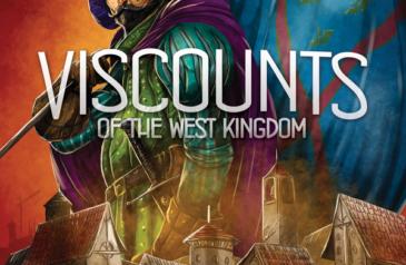 Recensione Visconti del Regno Occidentale: regole e componenti