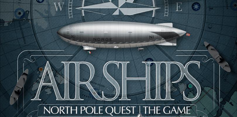 Regolamento Airships: North Pole Quest da scaricare in inglese