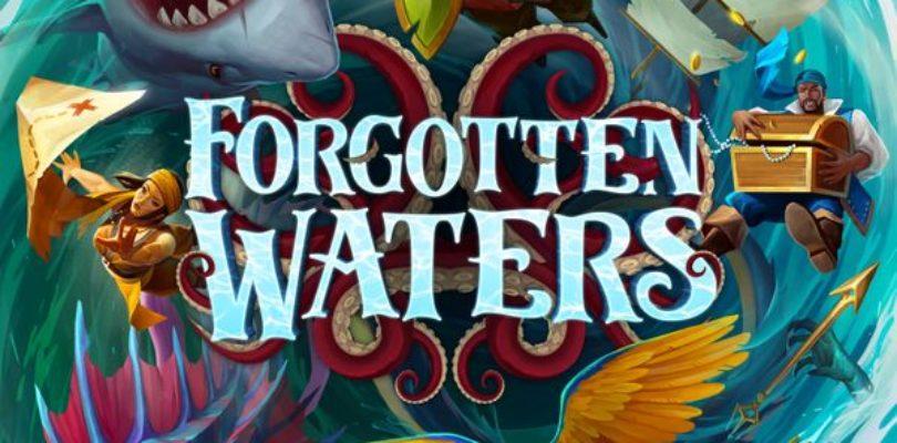 Schede giocatore di Forgotten Waters da scaricare e stampare