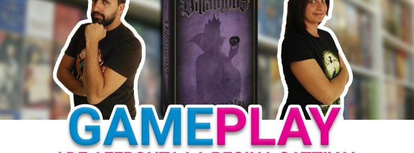 Come si gioca a Disney Villainous Wicked to the Core: video tutorial