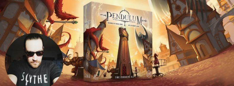 Come si gioca a Pendulum: Video tutorial con regole e setup