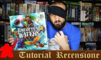 Video Tutorial Forgotten Waters: spiegazione regole e componenti