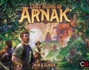 Regolamento Lost Ruins of Arnak in Inglese originale PDF