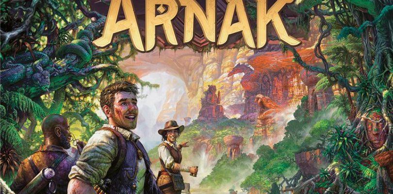 Regolamento Lost Ruins of Arnak in Inglese originale PDF