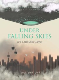 Under Falling Skies: A 9 Card | Stampa e Gioca