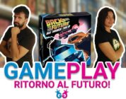 Come si gioca a Back to the Future Dice through Time: partita completa