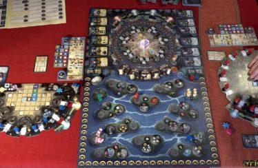 Come si gioca a Bonfire: spiegazione delle regole e partita completa