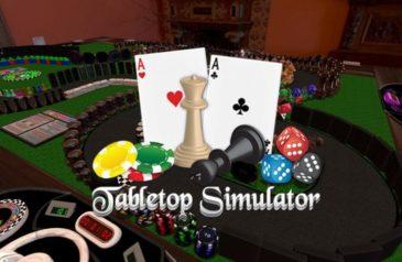 Come usare 2 schermi con tabletop simulator