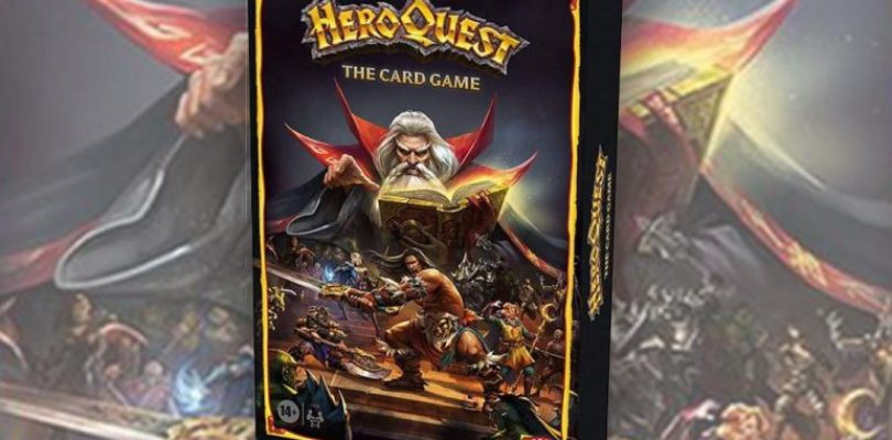 A sorpresa arriva HeroQuest The Card Game
