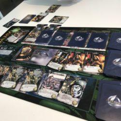 Legendary Encounters: An Alien Deck Building Game