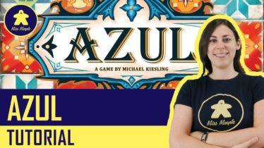 Come giocare ad Azul: video guida con regole e meccaniche