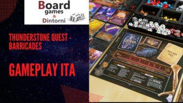 Come giocare a Thunderstone Quest: regole e partita in solitario