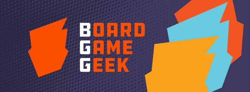Guida rapida all'uso di BoardGameGeek. Pagina iniziale e scheda del gioco